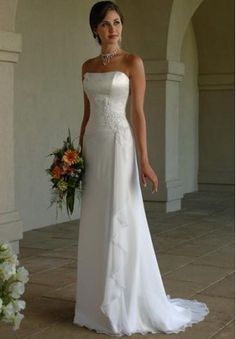 Simple 2nd Wedding Wedding Dress   Simple Wedding Dresses For Second Wedding   Wedding Dresses