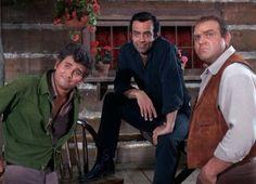 """Joe, Adam & Hoss - """"Old Sheba"""""""