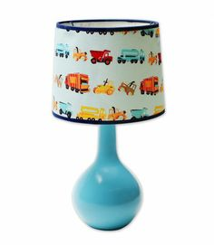 Animated Tonka Truck Lamp | Transportation Bedroom Theme ...
