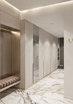 Modern bathroom design Philippines Unique individual entry for . - Home and Garden Decoration Hallway Designs, Closet Designs, Home Interior Design, Interior Architecture, Flur Design, Wardrobe Design, House Entrance, Modern Bathroom Design, Design Bedroom