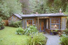 Wilkomish: sylvan river house; quiet... - HomeAway Issaquah #906907