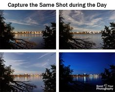 Capture a Day in a Single Image | Boost Your Photography