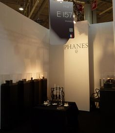 #Phanes , launching of a new silversmith line at #Maison&Objets  september 2014