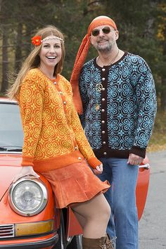 This pattern is for the woman's cardi Festival Fun. The pattern is in Norwegian only and consists of one file, which includes both written pattern and chart. Knitting Machine Patterns, Crochet Patterns, Knit In The Round, Cardigan Pattern, Stockinette, Knitwear, Knit Crochet, Ravelry, Leather Jacket