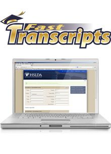 Get fast transcripts through HSLDA's High School Transcript Service