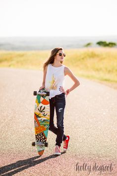 Longboard photoshoot Model:@Gabrielle Revord
