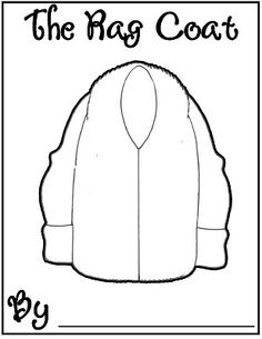 Free lapbook for The Rag Coat