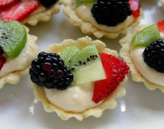 Mini Fruit Tart Recipe - Decor Fix
