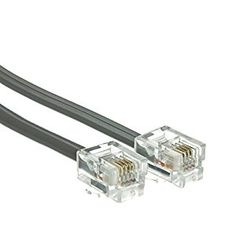 QualConnectTM Cat5e Red Ethernet Patch Cable Bootless 2 ft