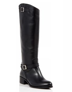 Rumble boot in black leather. Made in Italy. #charlesdavid #leather #boot #madeinitaly