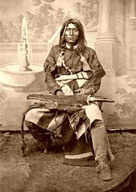 Kintpuash (Strikes the water brashly), better known as Captain Jack (circa 1837 - October was a chief of the Native American Modoc tribe of California and Oregon, and was their leader during the Modoc War. The last Indian war in CA and OR. Native American Beauty, Native American Photos, Native American Tribes, Native American History, American Indians, American Symbols, American Women, Indian Tribes, Native Indian