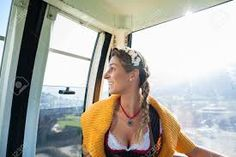 Image result for photography cable car woman