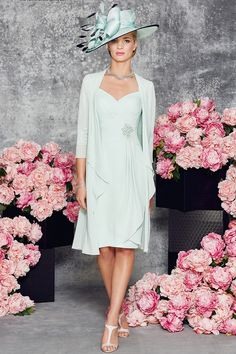 Joswen Wedding & Special Occasion Dresses – Sheath / Column Sweetheart Knee-Length Chiffon Mother of the Bride Dress / Wedding Guest With Beading Source by Mother Of Bride Outfits, Mother Of Groom Dresses, Mothers Dresses, Mother Bride, Mother Of The Bride Dresses Knee Length, Mother Of The Bride Hats, Mob Dresses, Tea Length Dresses, Cute Dresses