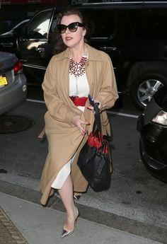 Debi Mazar Photos: Celebrities Visit the 'Today' Show