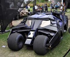 Cool Stuff We Like Here @ CoolPile.com ------- << Original Comment >> ------- Batmobile best car in the world