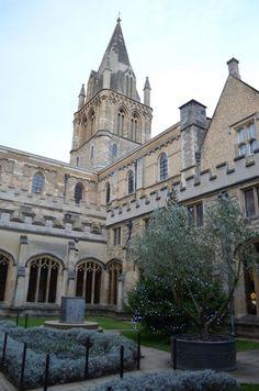 Un weekend à Oxford, sur les traces d'Harry Potter