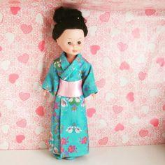 Kimono de geisha para nancy