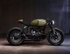 Another BMW beauty from @diamondatelier. Damn they're good!  #bmwmotorrad #airhead #caferacer