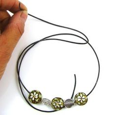 How to Tie a Sliding Knot for Necklaces & Bracelets
