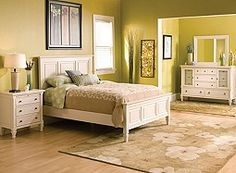 Shop stylish Bedroom Sets at Raymour & Flanigan. Find the perfect Bedroom Set at a great price and have it home with quick, premium white glove delivery. White Bedroom Furniture, Bedroom Dressers, Bedroom Decor, Bedroom Ideas, Pine Bedroom, King Bedroom Sets, Queen Bedroom, Master Bedroom, Gray Bedroom