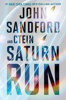 Currently Reading - Saturn Run by John Sanford and Ctein.