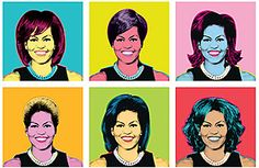 An article re: Michelle Obama's hair, and why black women's hair can be such a political statement