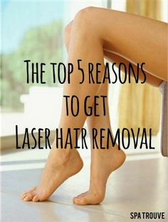 The Top 5 Reasons you need Laser Hair Removal...  1. It Saves Money! It's a PERMANENT solution, so no more paying for waxes, razors, or shaving cream. EVER!  2. It saves A LOT of time. There is no need to wake up early to shave, take time to go get a wax, etc.  3. Two words. SMOOTH SKIN.  4. No more ingrown hairs!   5. It boosts your confidence!  Give us a call today at (585)421-9099 for more information about our laser hair removal packages!