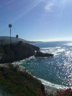 Laguna Beach...one of my favorite southern california beach towns...fun memories