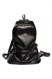 Lovely Style Black Backpack  $61.99 #romwe