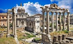 Groupon - ✈ 8-Day Rome & Barcelona Vacation w/ Air. Price per Person Based on Double Occupancy. (Buy 1 Groupon/Person) in Spain and Italy. Groupon deal price: $1,199