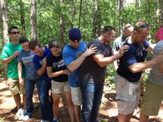 Outdoor Team Building Activities for Adults Team Building Program, Team Building Skills, Corporate Team Building, Team Building Exercises, Teamwork Activities, Camping Activities, Teambuilding Activities, Camping Ideas, Outdoor Team Building Activities For Adults