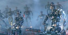 Pentagon releases its technological vision for the next 25 years - Robots heavily involved