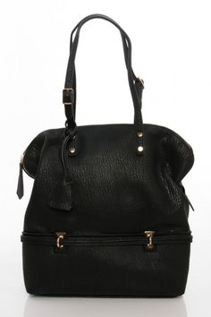 Shelton Bag in Black - ShopSosie.com