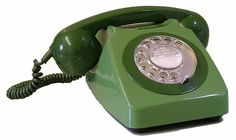Getting the telephone - people used to ask whether you were 'on the phone', meaning did you have a phone. You answered the phone by saying your number. Ours had only 4 digits!