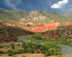 rio chama river, carson national forest, new mexico- best 3 day trip rafting ever!
