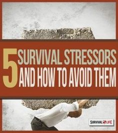 Survival Life: Fighting Stress In Survival Situations. Preparedness tips can definitely help us avoid stress in survival situations. Survival Guide and Prepping Ideas | Survival Life http://survivallife.com/2015/01/29/fighting-stress-survival-situations/