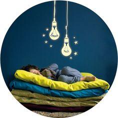 Phosphorescent bulbs