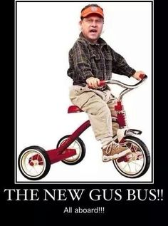 NEW Gus Bus