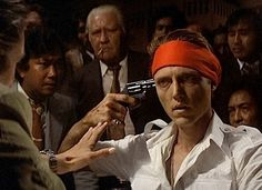"Chris Walken  as ""Nikanor 'Nick' Chevotarevich"" - The Deer Hunter (1978)"
