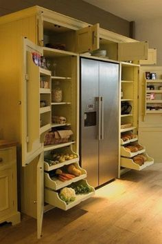 Awesome kitchen idea Love it!