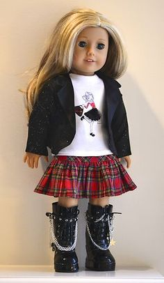 4-piece-Holiday-Ensemble-fits-American-Girl-and-other-18-inch-Dolls