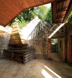 casagrande lab creates a sanctuary from ruins in taiwan