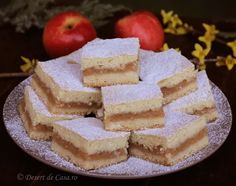 Romanian Food, Deserts, Food And Drink, Cooking Recipes, Allergies, Pound Cake, The Sea, Fine Dining, Romanian Recipes