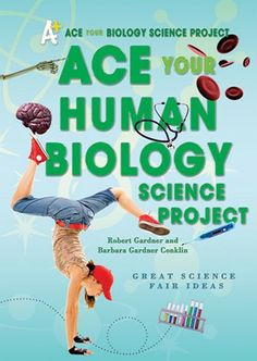 How do joints work? How do sense receptors work? What type of personality do you have? Learn the answers to these questions and more with the fun experiments in this book. Young scientists will explore human body systems and behavior. Many experiments include ideas you can use for your science fair. Learn about the scientific method, too!