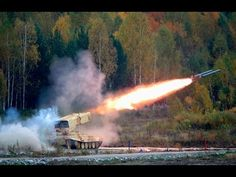Russian military hardware in action - Exercise expo HQ (Day 2) - YouTube