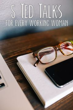Beyond the Black Suit. These TED Talks are great for working women.