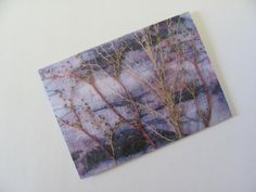Woodland greetings card  Happy birthday by ClaireWheatDesigns