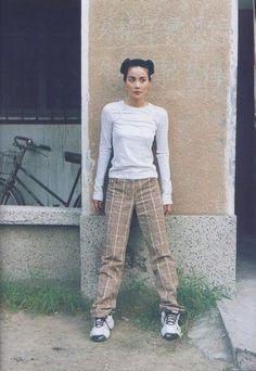 Faye Wong for Switch, November 1997
