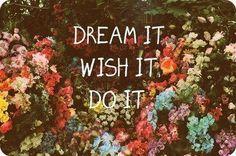 dream wish do