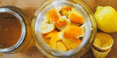Příprava domácího čističe Cantaloupe, Homemade, Fruit, Food, Alcohol, Home Made, Essen, Meals, Yemek